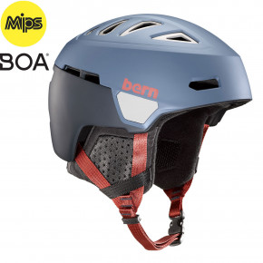 Go to the product Helmet Bern Heist Mips matte denim 2019/2020