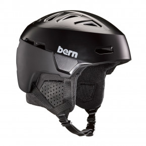 Go to the product Helmet Bern Heist satin black 2018/2019