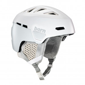 Go to the product Helmet Bern Heist satin white 2018/2019