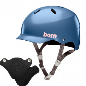 Go to the product Helmet Bern Lenox H2O satin indigo 2020