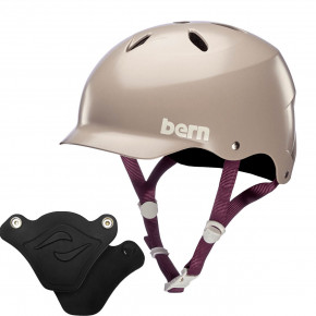 Go to the product Helmet Bern Lenox H2O satin purple haze 2020