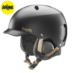 Go to the product Helmet Bern Lenox MIPS satin black 2017/2018
