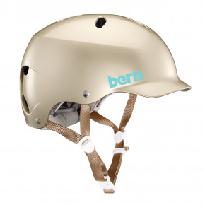Go to the product Helmet Bern Lenox satin champagne 2019