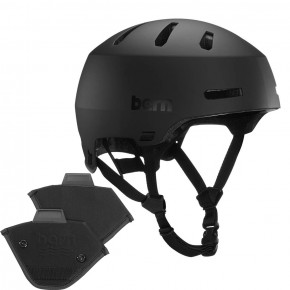 Go to the product Helmet Bern Macon 2.0 H2O matte black 2020