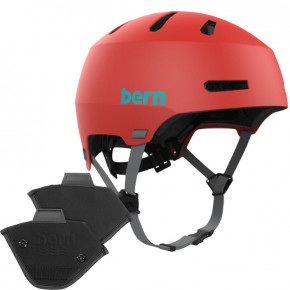 Go to the product Helmet Bern Macon 2.0 H2O matte hyper red 2020