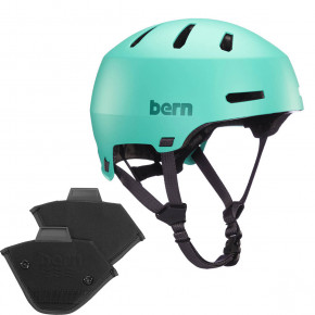 Go to the product Helmet Bern Macon 2.0 H2O matte mint 2020