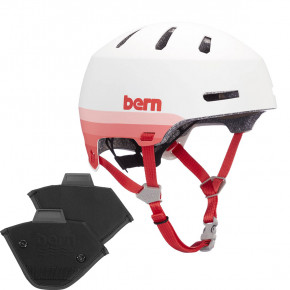 Go to the product Helmet Bern Macon 2.0 H2O matte retro peach 2020