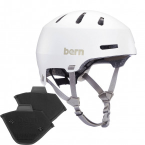 Go to the product Helmet Bern Macon 2.0 H2O matte white 2020