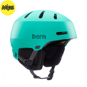Go to the product Helmet Bern Macon 2.0 Mips matte mint 2020/2021
