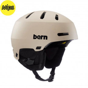 Go to the product Helmet Bern Macon 2.0 Mips matte sand 2020/2021