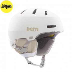 Go to the product Helmet Bern Macon 2.0 Mips matte white 2020/2021
