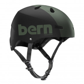 Go to the product Helmet Bern Macon H2O matte army green team ltd editio 2018