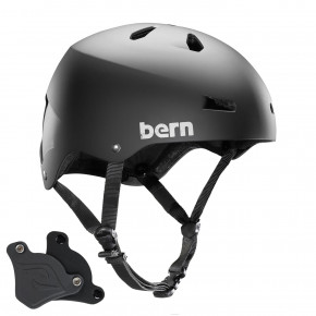 Go to the product Helmet Bern Macon H2O matte black 2019