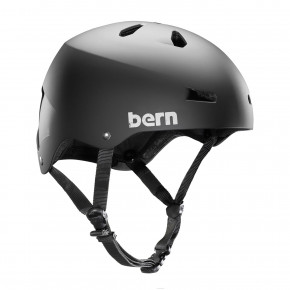 Go to the product Helmet Bern Macon H2O matte black 2018