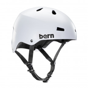 Go to the product Helmet Bern Macon H2O satin white 2018