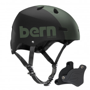 Go to the product Helmet Bern Macon H2O Wep matte army green team ltd editio 2018