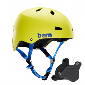 Go to the product Helmet Bern Macon H2O Wep matte neon yellow 2018