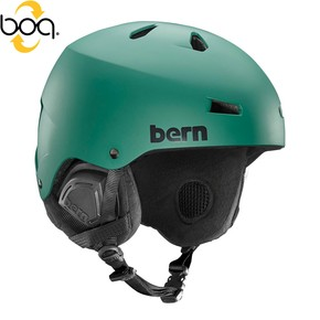 Przejść do produktu Kask Bern Macon matte hunter green 2016/2017