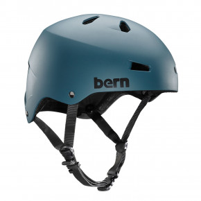 Go to the product Helmet Bern Macon matte muted teal 2019