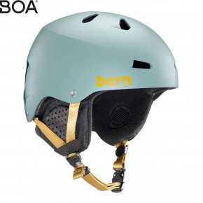 Go to the product Helmet Bern Macon matte slate green 2019/2020