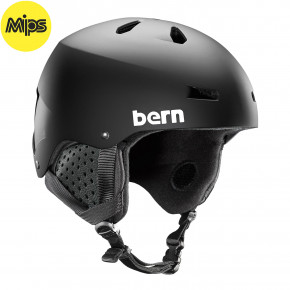 Go to the product Helmet Bern Macon Mips matte black 2019/2020