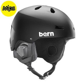 Go to the product Helmet Bern Macon MIPS matte black 2017/2018