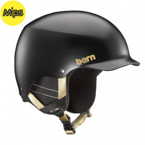 Go to the product Helmet Bern Muse Mips satin black 2019/2020