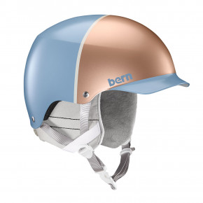 Przejść do produktu Kask Bern Muse satin ice blue/rose gold hatstyl 2019/2020