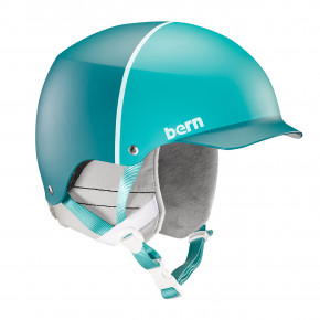 Go to the product Helmet Bern Muse satin teal hatstyle 2019/2020