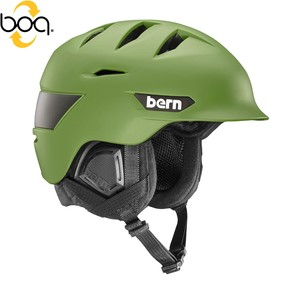 Go to the product Helmet Bern Rollins matte fatigue green 2016/2017