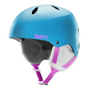 Go to the product Helmet Bern Team Diabla Jr satin cyan 2017/2018