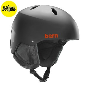 Go to the product Helmet Bern Team Diablo Jr Mips matte black 2017/2018
