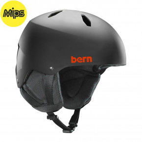 Go to the product Helmet Bern Team Diablo Mips matte black 2018/2019