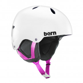 Go to the product Helmet Bern Team Diablo satin white 2018/2019