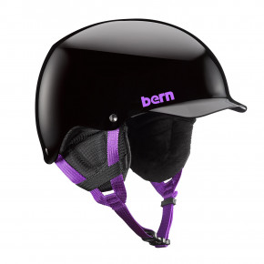 Go to the product Helmet Bern Team Muse gloss black 2018/2019