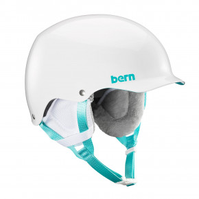 Go to the product Helmet Bern Team Muse gloss white 2018/2019