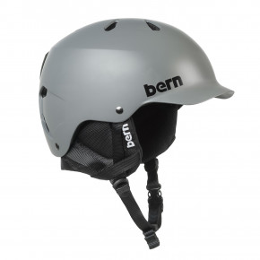 Go to the product Helmet Bern Watts Crank-Fit matte grey 2018/2019