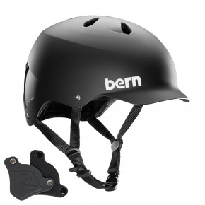 Go to the product Helmet Bern Watts H2O matte black 2019