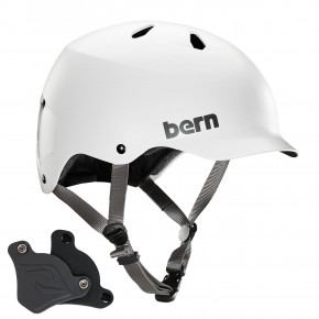 Go to the product Helmet Bern Watts H2O satin white 2020