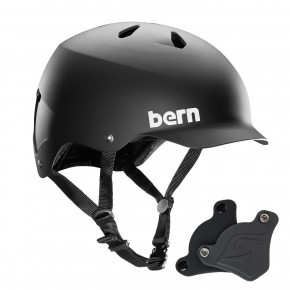 Go to the product Helmet Bern Watts H2O WEP matte black 2018
