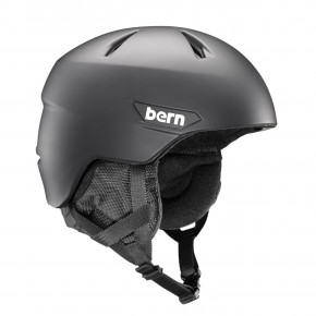 Go to the product Helmet Bern Weston Jr matte black 2018/2019
