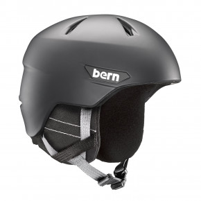 Go to the product Helmet Bern Weston Jr matte black 2019/2020
