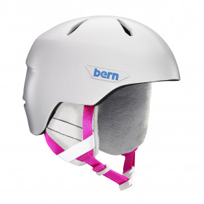 Przejść do produktu Kask Bern Weston Jr satin white 2019/2020