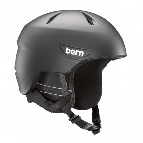 Go to the product Helmet Bern Weston matte black 2018/2019