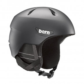 Go to the product Helmet Bern Weston matte black 2020/2021