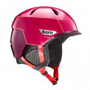 Go to the product Helmet Bern Weston Peak satin cranberry/pink 2018/2019