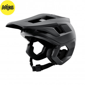Go to the product Helmet Fox Dropframe Pro black 2020
