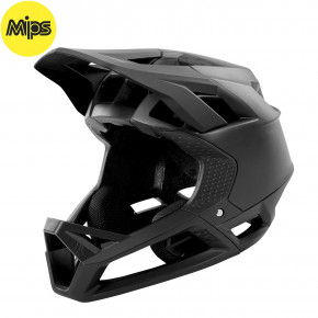 Go to the product Helmet Fox Proframe Matte black 2020