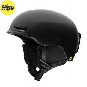 Go to the product Helmet Smith Allure Mips matte black pearl 2020/2021