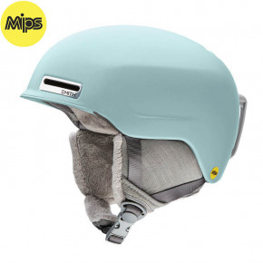Go to the product Helmet Smith Allure Mips matte polar blue 2020/2021